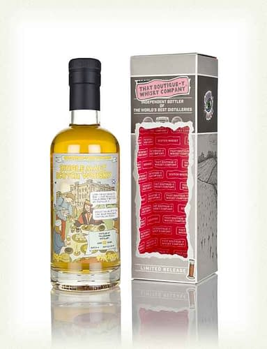 Tullibardine 25 Year Old (That Boutique-y Whisky Company)