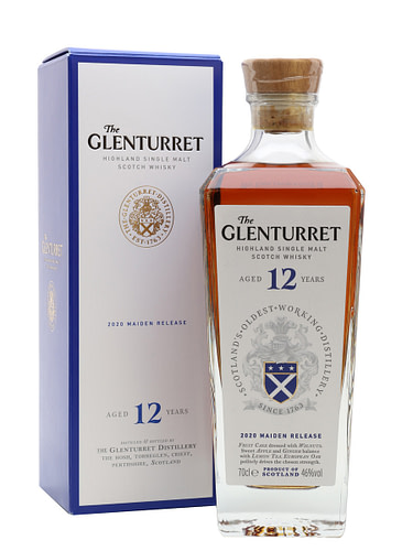Glenturret 12 Year Old | 2020 Release