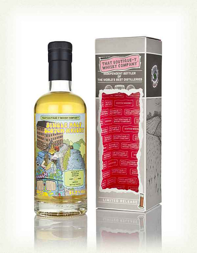 Deanston 18 Year Old Batch 3 (That Boutique-y Whisky Company)